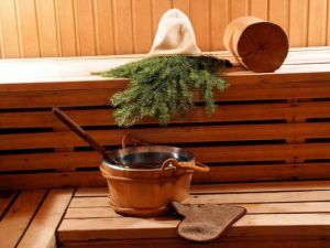 баня при простуде