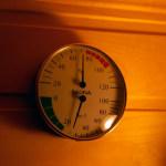 температура в бане